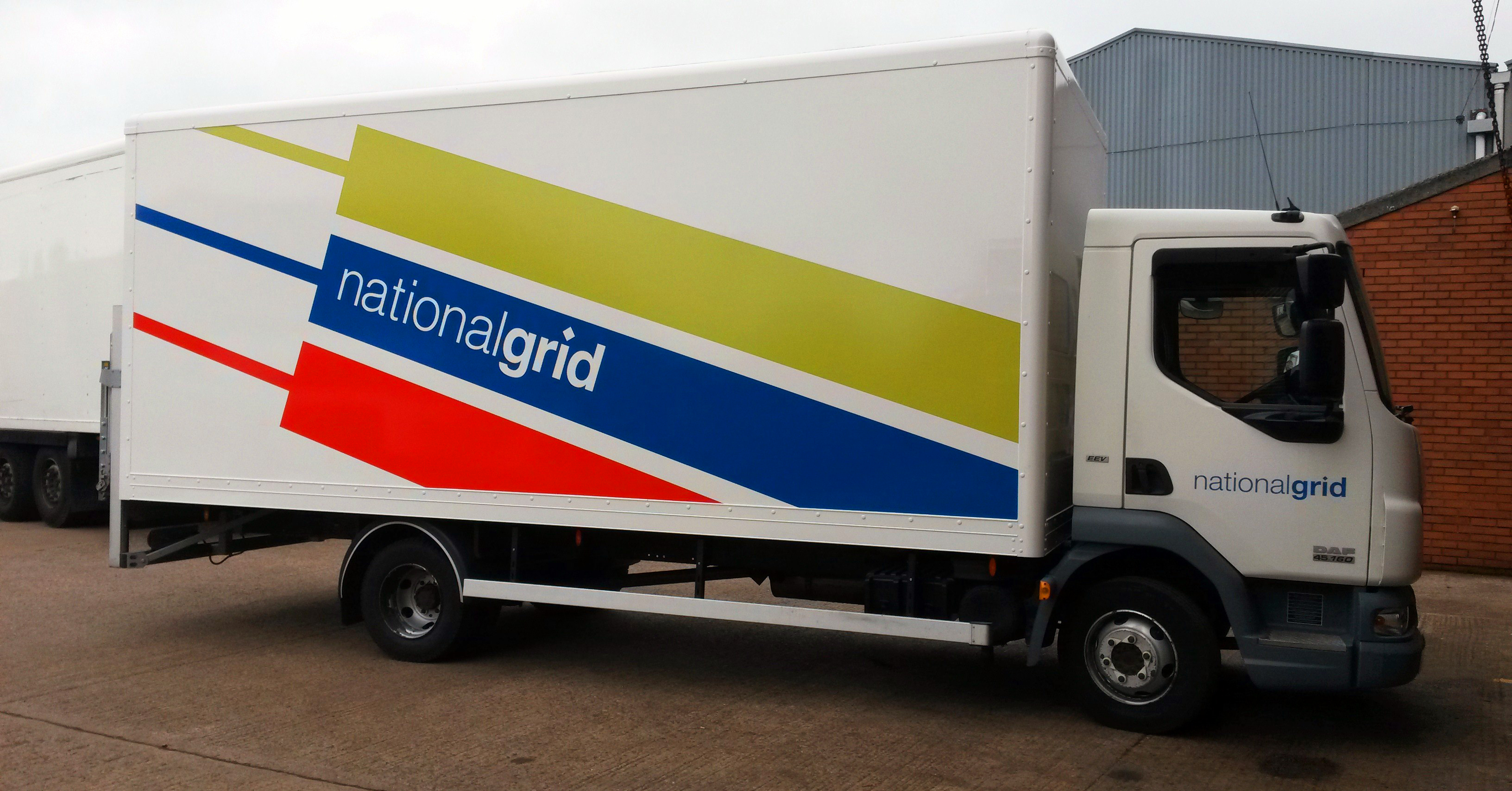 Standard Rigid Vehicle Graphics