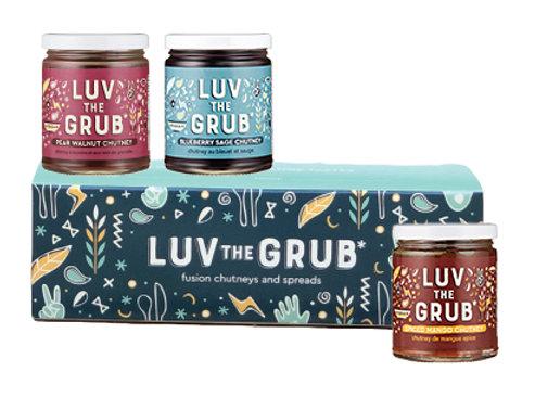 Chutney Gift Set | Luv The Grub