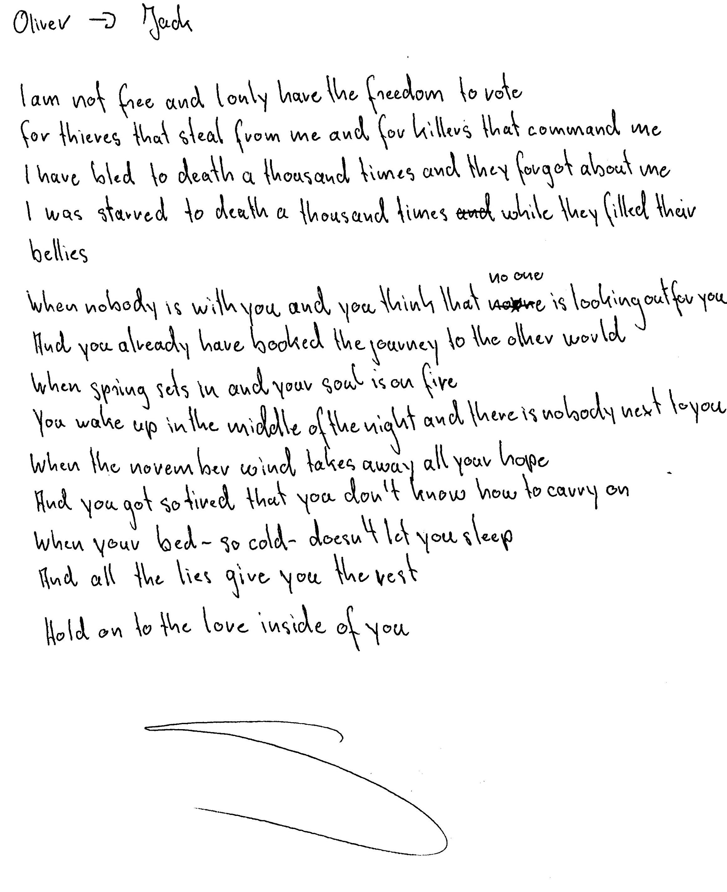 OliverSchopf Writing