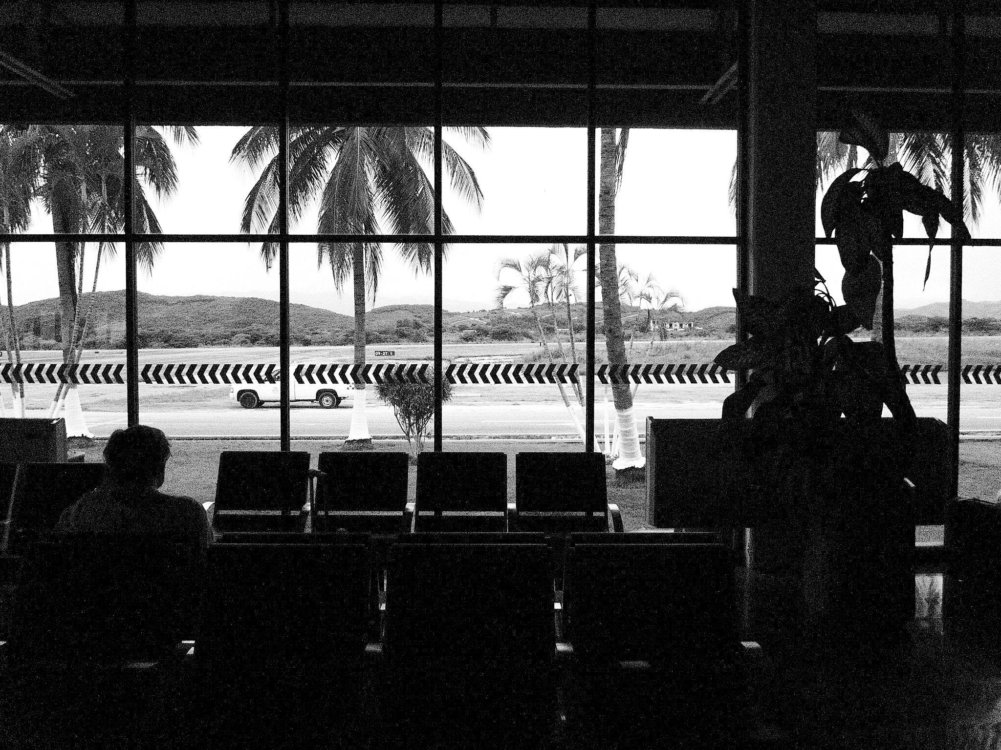 El Aeropuerto PE