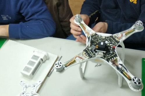 Curso de Reparación de Drones