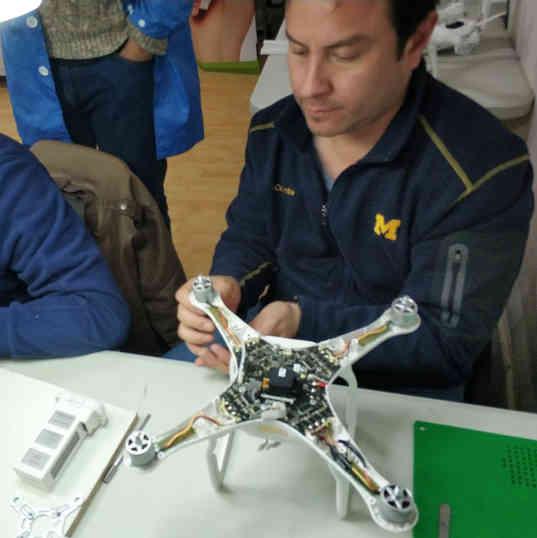 CURSO REPARACIÓN DE DRONES