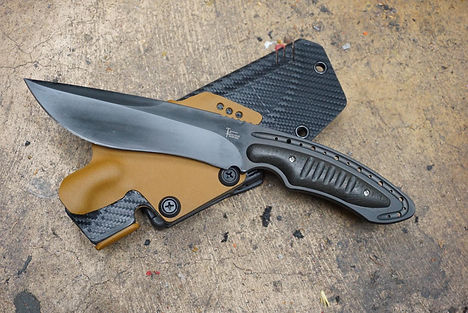 Custom Kydex Sheath Made In USA