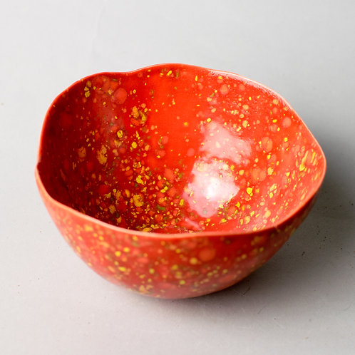 Strawberry Delight Mini Lotus Bowl