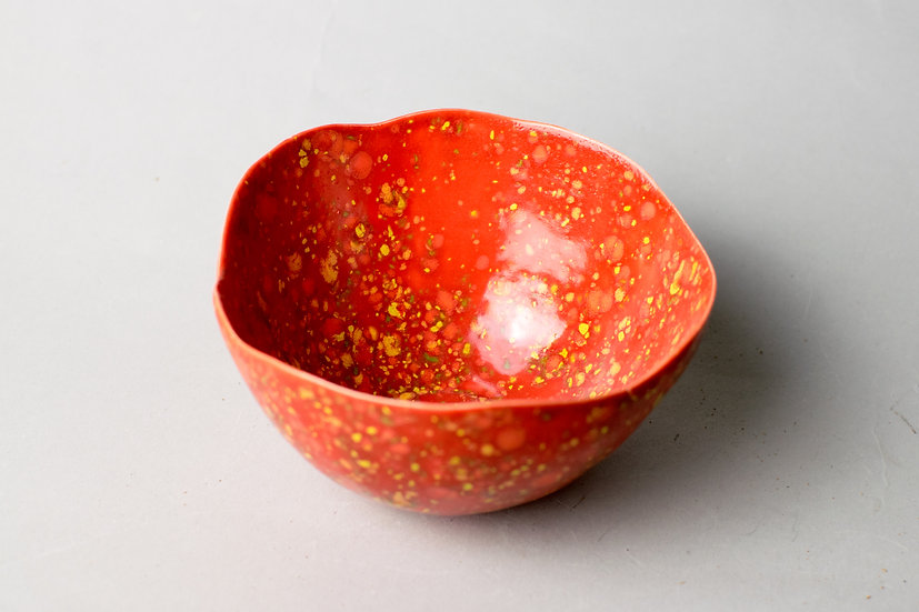 Strawberry Delight Mini Lotus Bowl