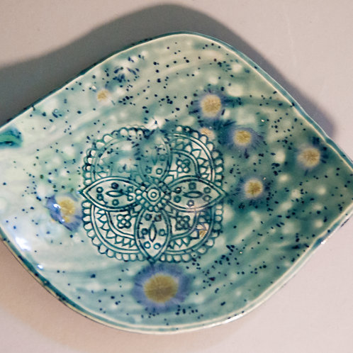 """""""Celestial"""" odds and ends ring Bowl"""