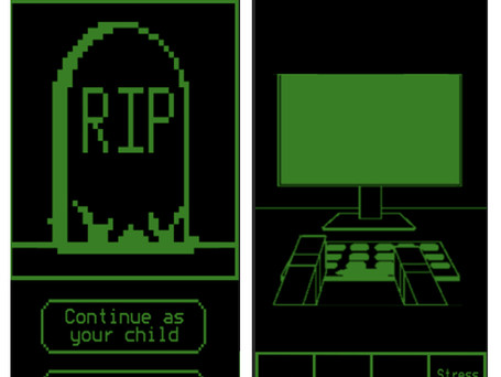 Death and Home Screens
