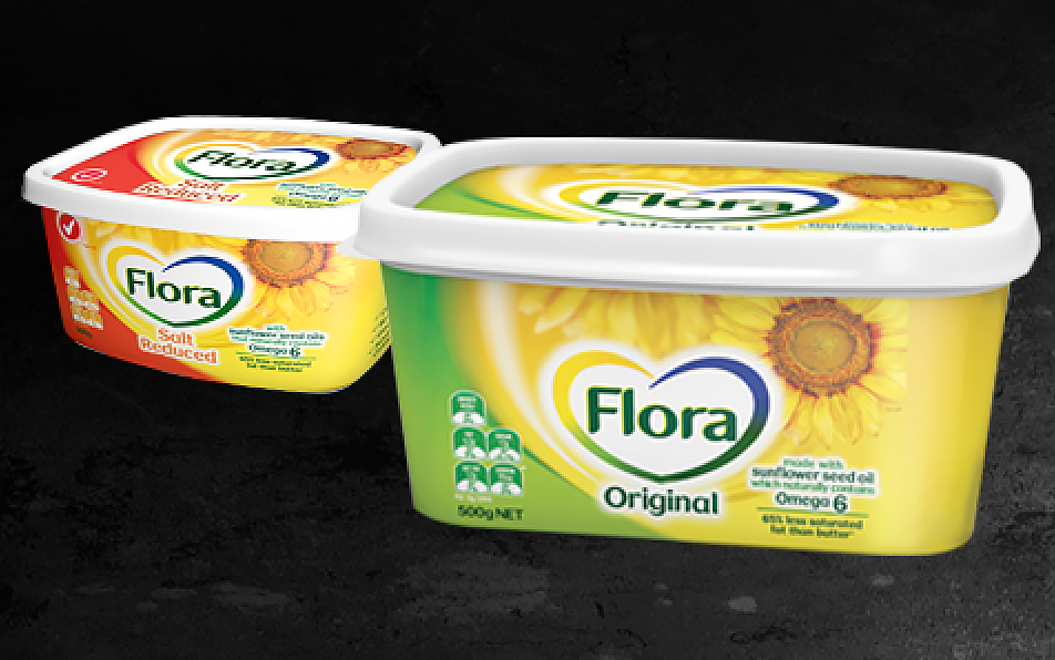 Flora Packaging 2011-2018