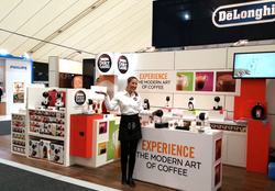 Dolce Gusto Exhibition stand