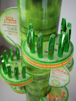 Rimmel Cucumber detail