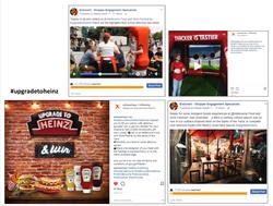 Heinz MF&WF Social campaign