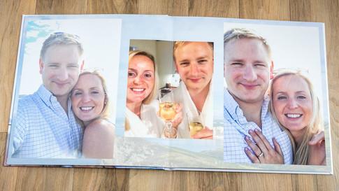 Bespoke Albums Weddings and Engagements-