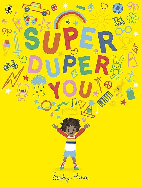 Super Duper You Book (Paperback)