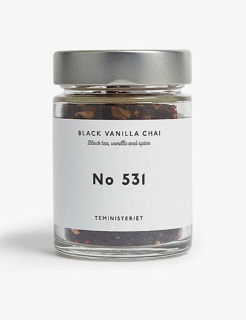 Black Vanilla Chai Loose Tea