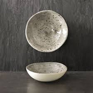 East Of India Speckled Wash Bowl