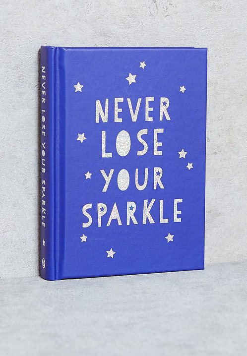 Never Loose Your Sparkle Book