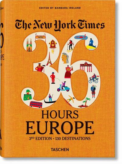 New York Time 36 Hours Europe