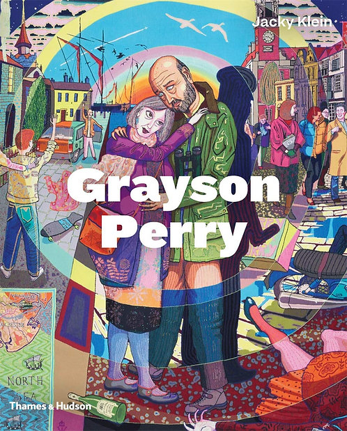 Grayson Perry Book