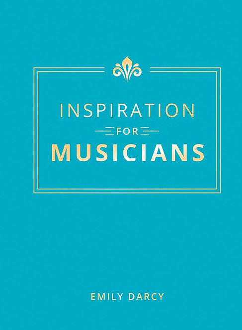 Inspiration For Musicians (New) Book