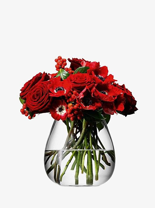 LSA Table Flower Bouquet Vase 17cm
