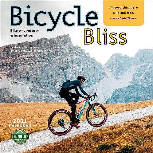 2021 Bicycle Bliss Calendar