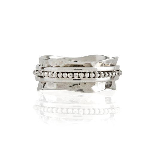 Charlottes Web Aura Halo Spinning Ring