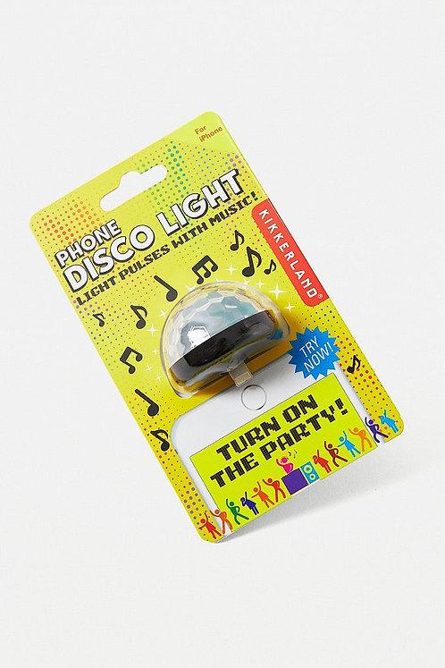 Phone Disco Light