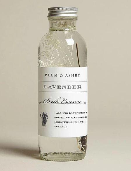 Plum & Ashby Lavender Bath Essence