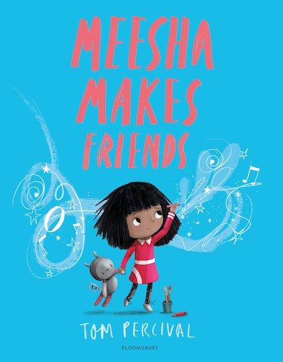 Meesha Makes Friends Book (PB)