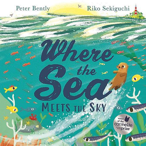 Where the Sea Meets the Sky Book (PB)