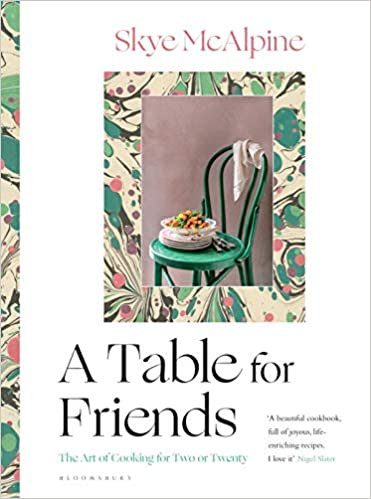 A Table for Friends Book