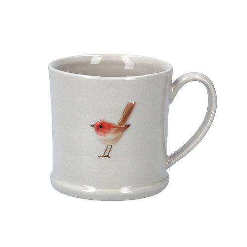 Mini Robin Christmas Mug