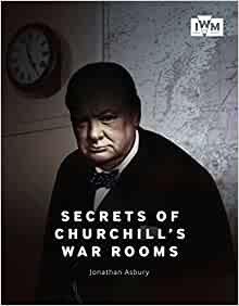 Secrets of Churchill's War Rooms Book