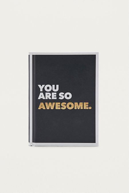 You Are So Awesome Book
