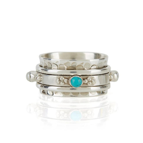 Charlotte's Web Rajput Serenity Ring