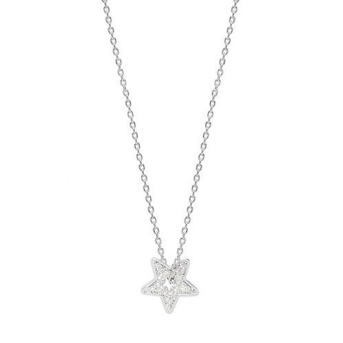 Estella Bartlett Twinkling Star Necklace