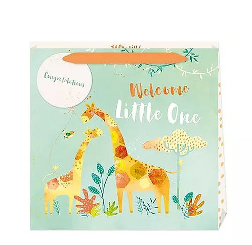 Welcome Little One Gift Bag