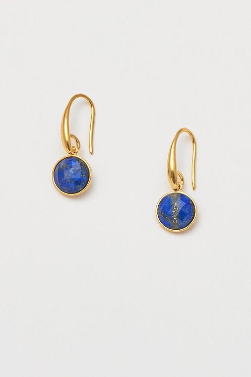 Estella Bartlett Lapis Lazuli Drop Earrings