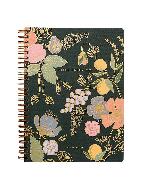 Rifle Paper Co Colette Spiral Notebook