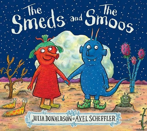 The Smeds and the Smoos Book