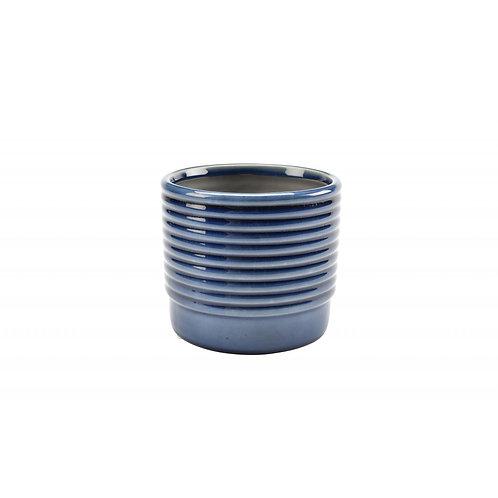 Plant Pot Oslo Blue Small