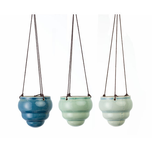 Hanging Pot Trio Bombini