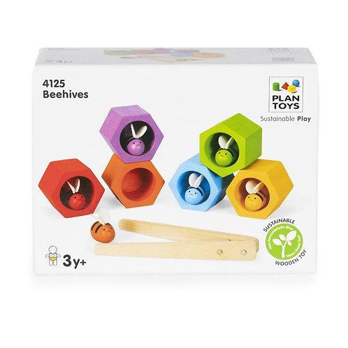 Plan Toys Beehive Game