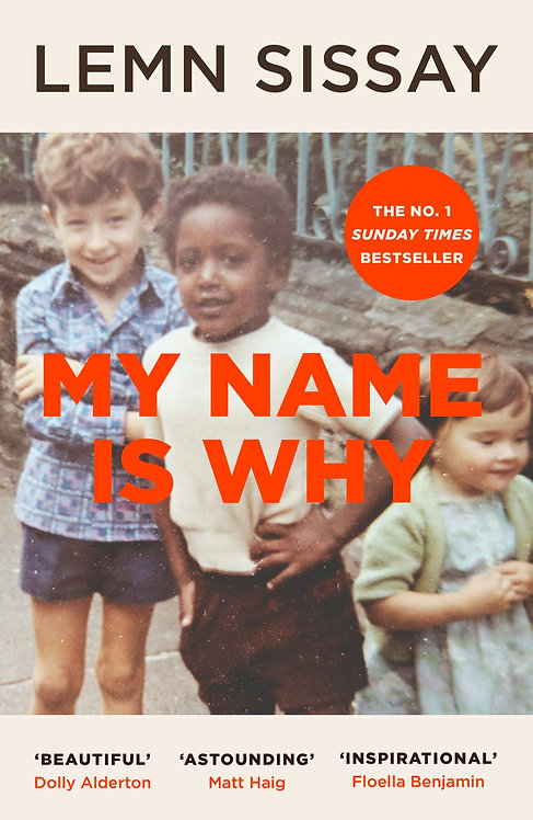 My Name Is Why (PB)
