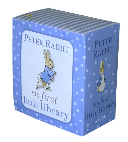 My First Little Library Peter Rabbit