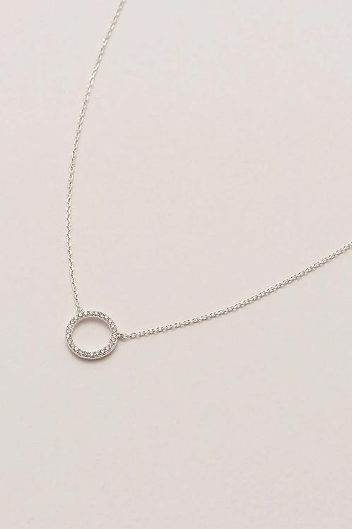 Estella Bartlett Circle Amazing Things Necklace