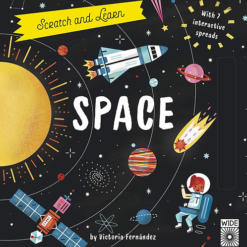 Scratch And Learn: Space