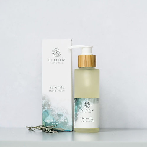 Bloom Organic Serenity Hand Wash