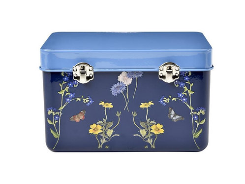 RHS British Meadows Seed Storage Tin