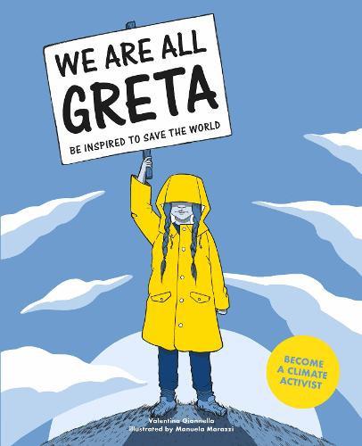 We Are All Greta Book